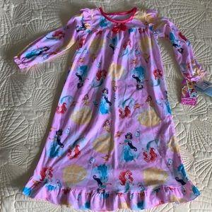 Disney Princess Long Sleeve Nightgown